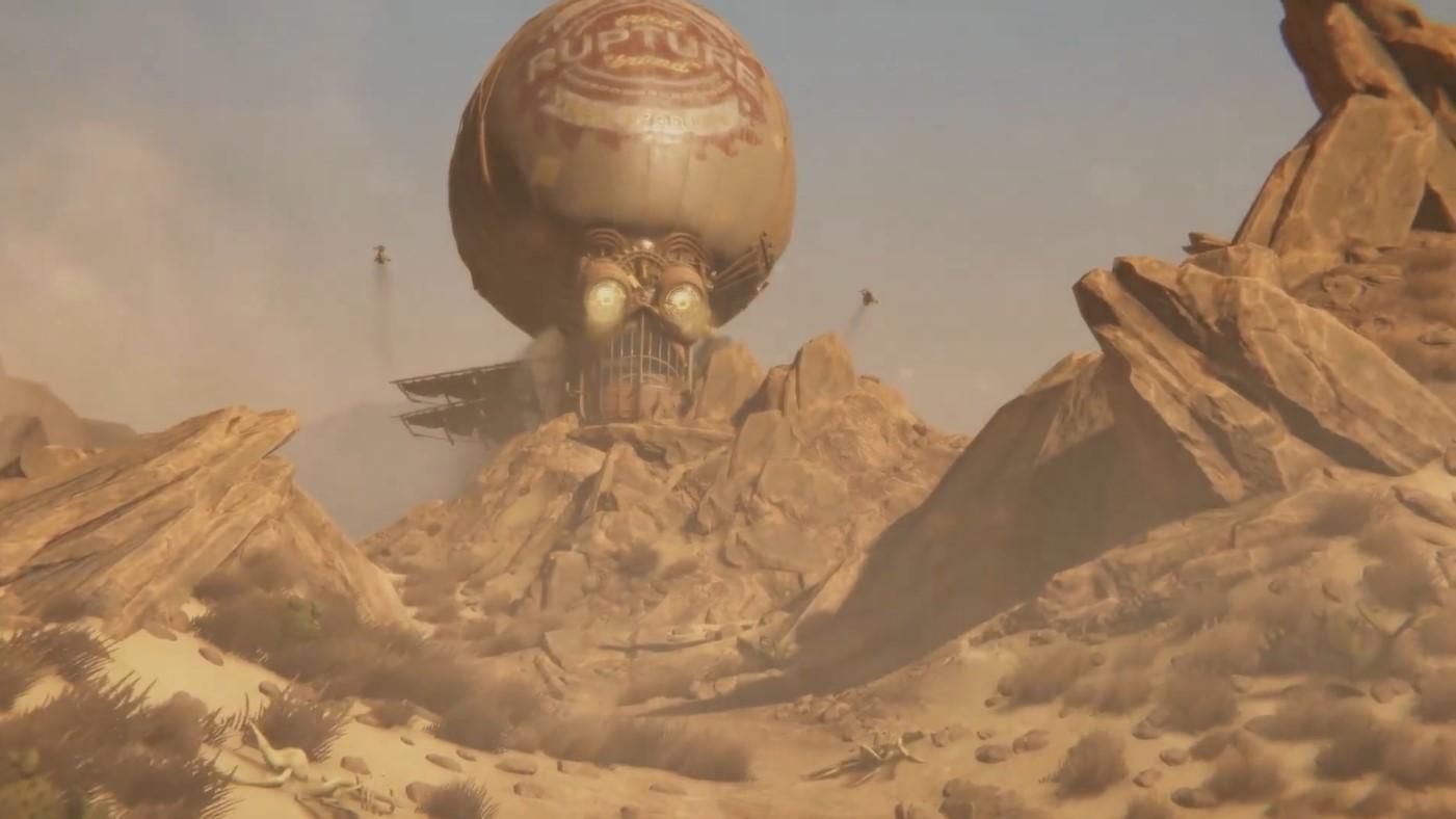 《奇异世界:灵魂风暴》全新预告片公开 将上架PC平台