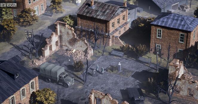 《游击队1941》Steam版将于10月15日发售 目前处于内测阶段