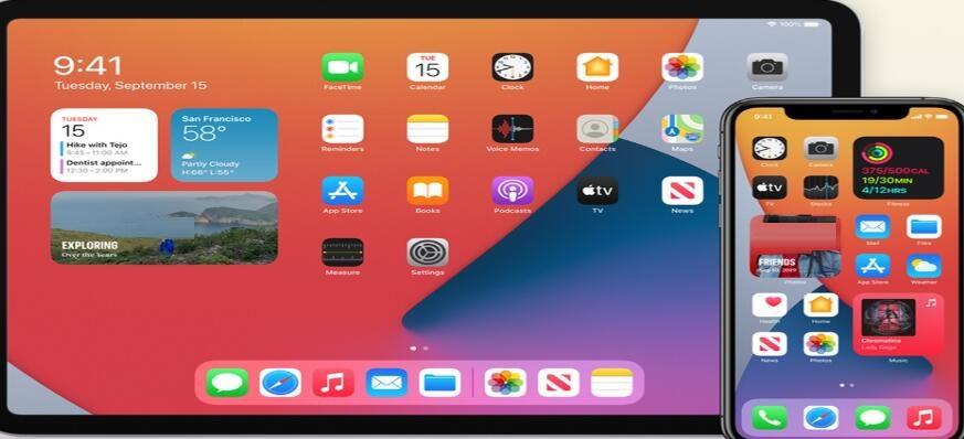 iOS 14正式版即将上线!