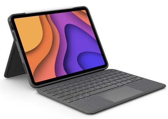 罗技上线旗下全新Folio Touch键盘 支持iPad Air 4