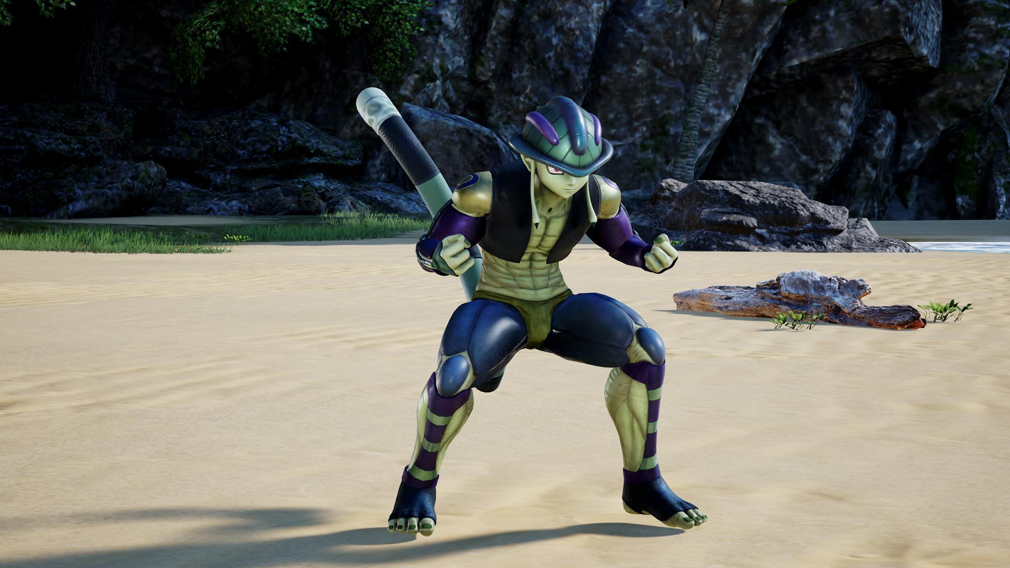 《Jump大乱斗》新DLC角色将于2020秋上线截图