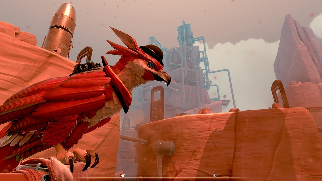 《猎鹰时代》NS版将至 支持体感操作截图