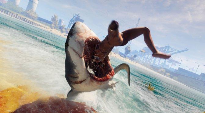 《食人鲨》为次世代主机护航 PC版画质升级截图