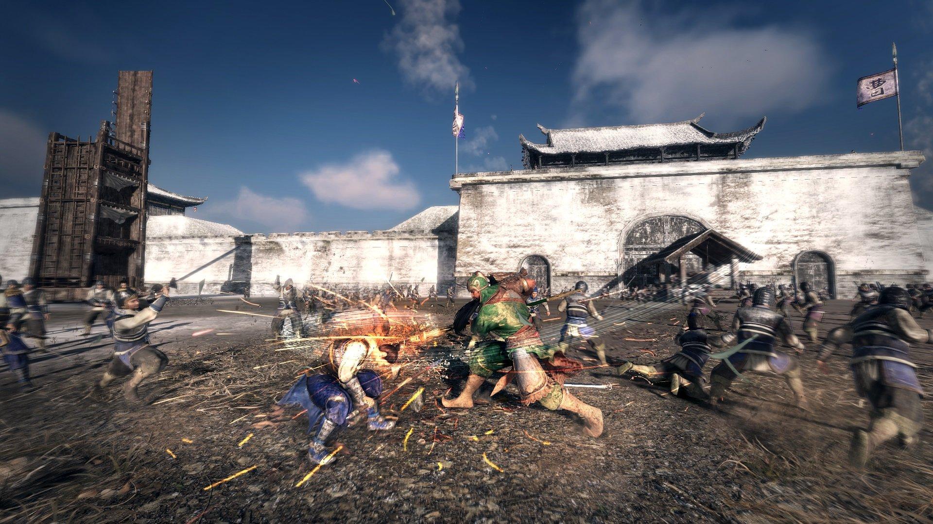 《真三国无双8:帝国》宣布 明年初发售截图