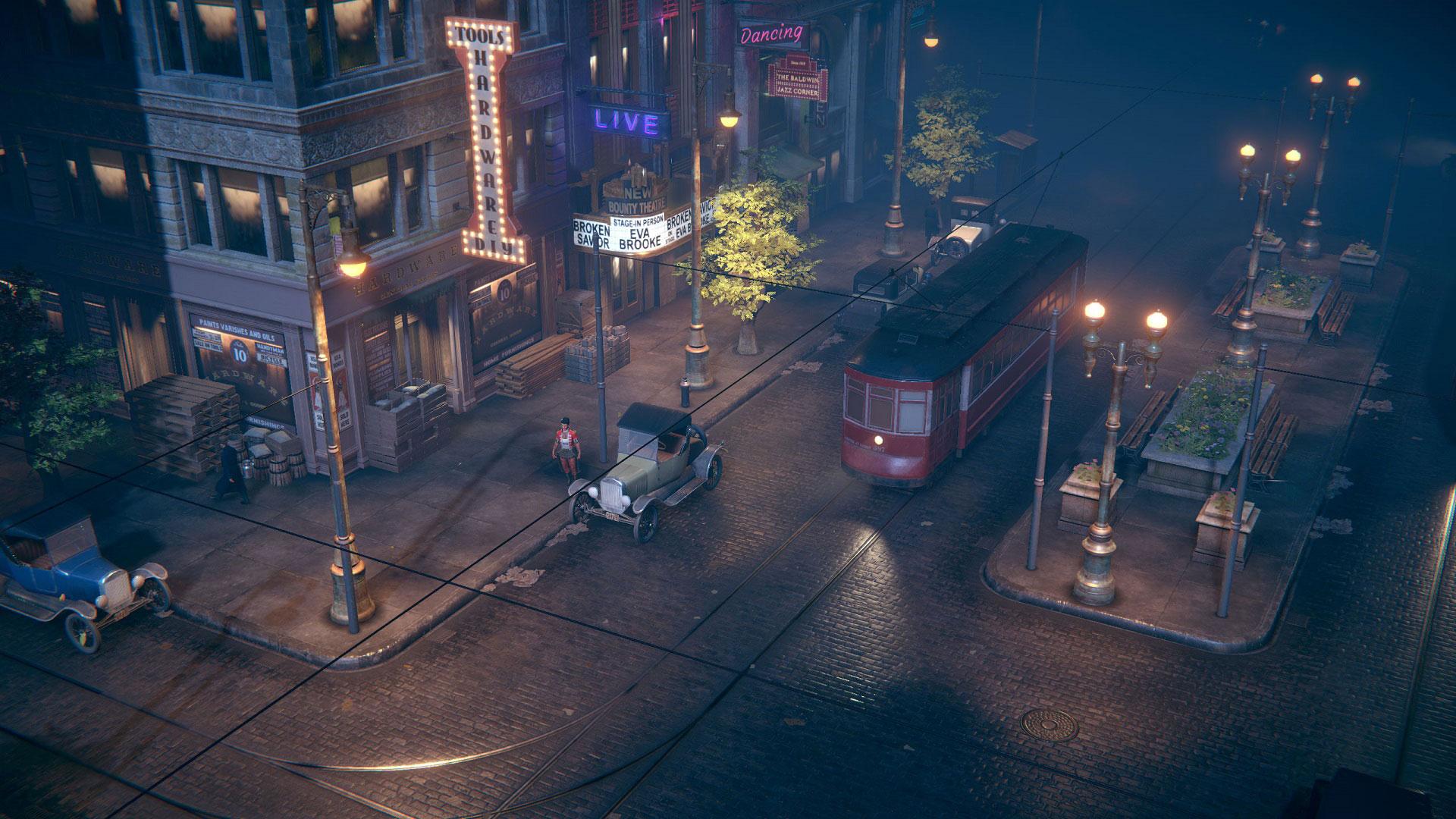 《罪恶帝国》PS4/NS中文版将于2020年发售