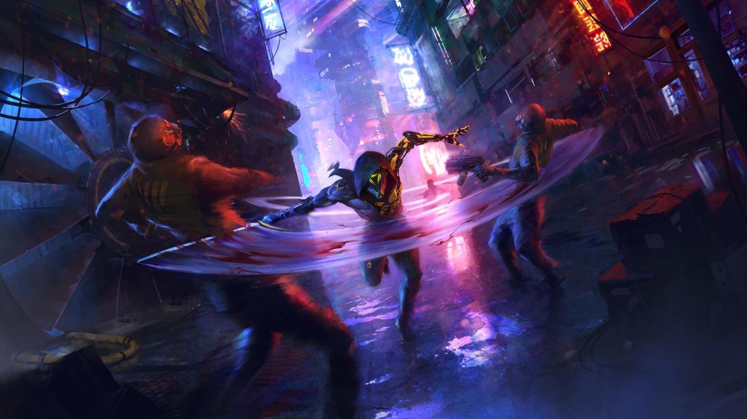 《幽灵行者》将于10月28日发售任天堂Switch版截图