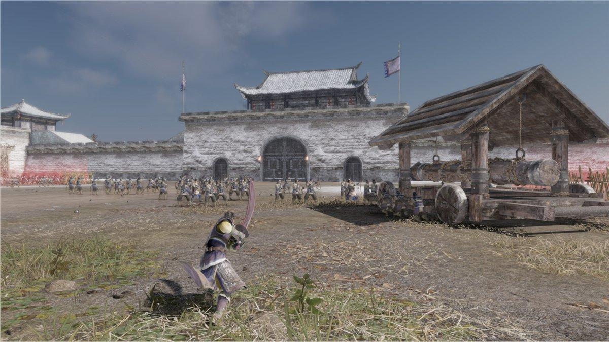 《真三国无双8:帝国》宣布 明年初发售