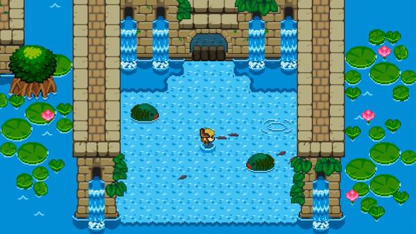 新作《海洋之心》登陆Steam 一款动作角色扮演游戏截图