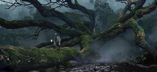 《黑神话:悟空》新图爆料:白龙非常帅截图