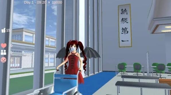 樱花校园模拟器万圣节活动一览 樱花校园模拟器万圣节更新爆料截图