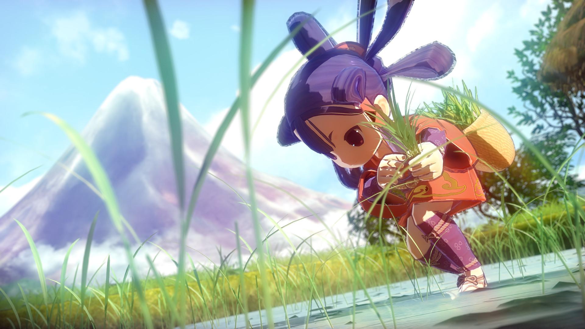 《天穗之咲稻姬》什么时候出 上市时间11月