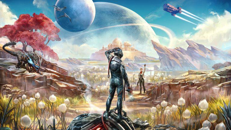 《天外世界》即将登陆Steam 10月23日上线