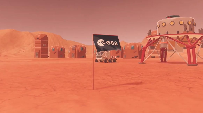 《火星地平线》什么时候出 发售时间11月18日截图