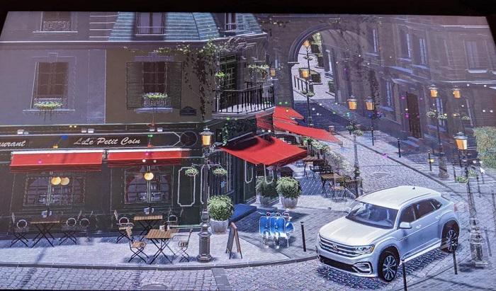 索尼Spatial Reality 3D显示器11月上市截图