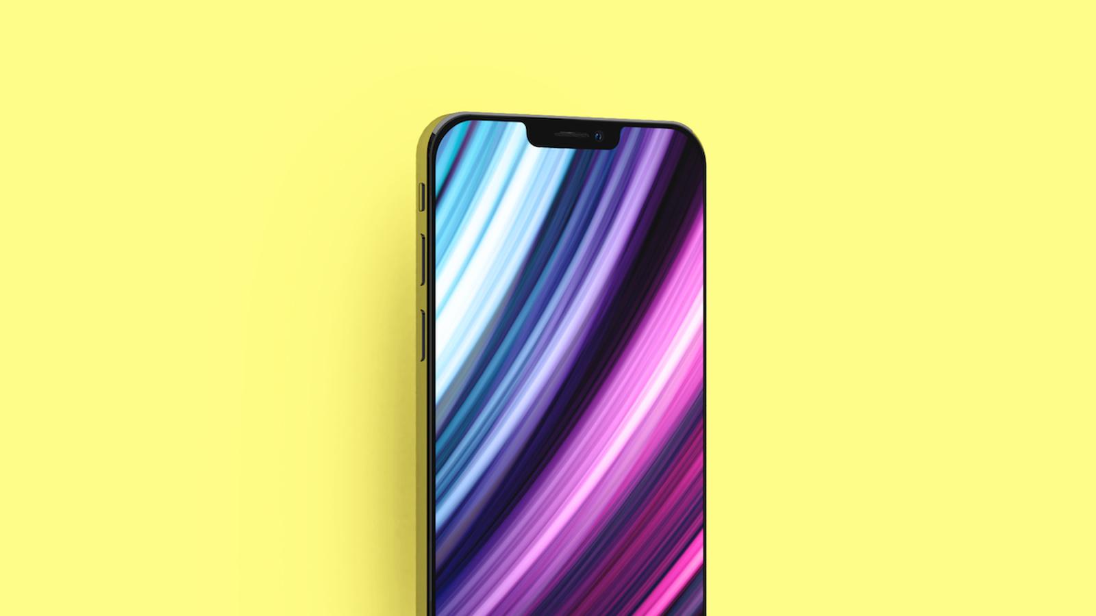 """爆料者称""""iPhone 13""""仍有""""刘海"""":或会变小截图"""