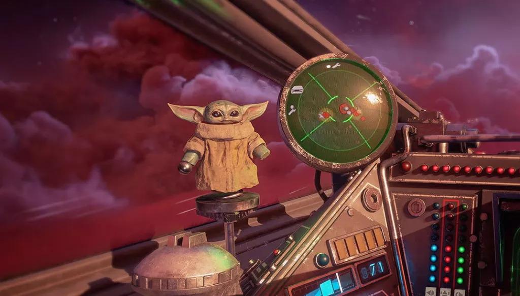 《星球大战:战机中队》引入新内容 尤达宝宝将上线截图