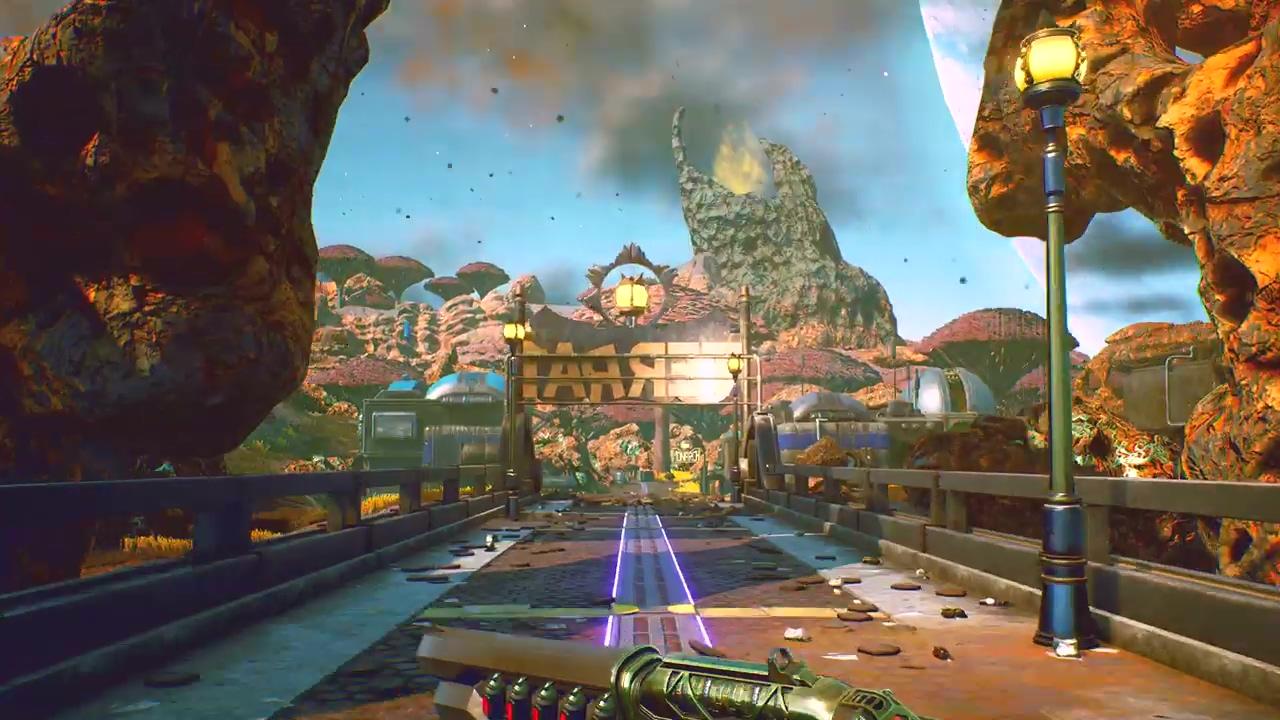 《天外世界》即将登陆Steam 10月23日上线截图