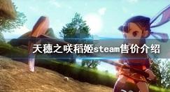 天穗之咲稻姬steam售价是多少 天穗之咲稻姬steam售价介绍