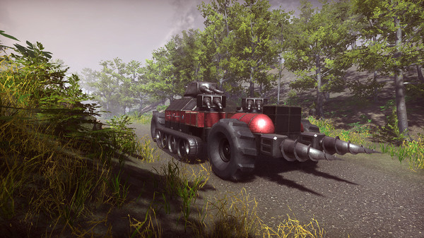《柴油朋克:战争巨兽》Steam抢先体验 支持简中截图