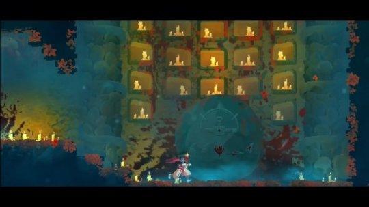"""《死亡细胞》新DLC""""致命陨落""""1月26日发售 登陆主机和PC截图"""
