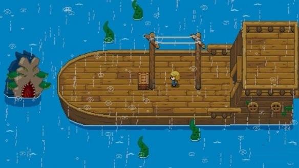 《海洋之心》将于 1 月 21 日在 Steam 发售 即将展开探险旅程截图