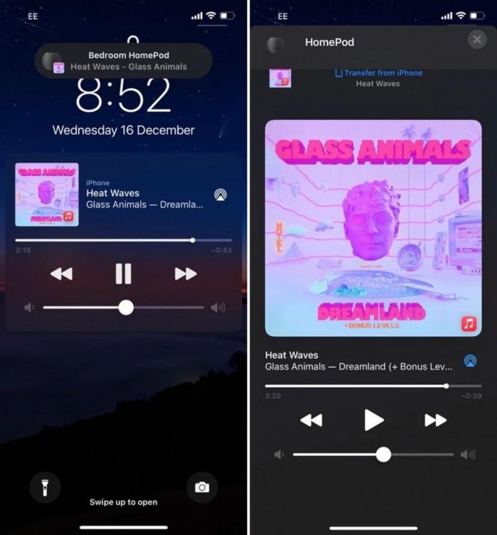 苹果发布 iOS/iPadOS 14.4 Beta 2 更新 HomePod Mini 添加新功能截图