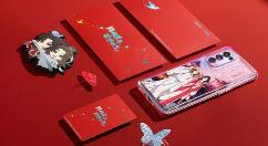 OPPO Reno5 Pro《天官赐福》联名款新年礼盒1月15日发售