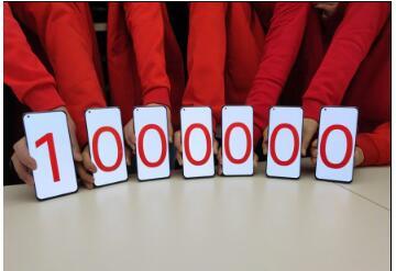 小米官宣喜讯:小米11 仅21天销量突破100万截图