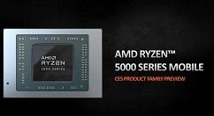 AMD 锐龙5000系列笔记本将从2月起陆续上市
