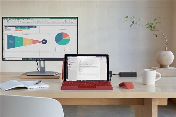 微软Surface Pro 7+商用版国行公布:11代酷睿+15小时续航、6588元起售