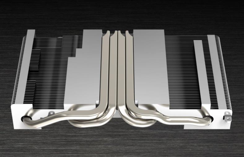 微星发布RTX 3060 Ti 显卡:体积小了40% 重量轻了50% 性能并未下降截图