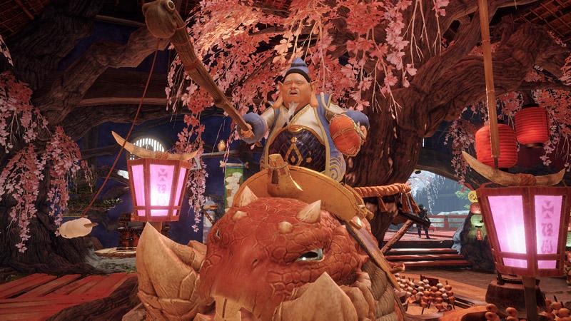 《怪物猎人 崛起》新怪物与系统公开 试玩版上线截图