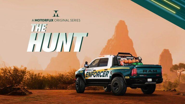 """《飙酷车神2》第1季第2章""""The Hunt""""现已推出截图"""