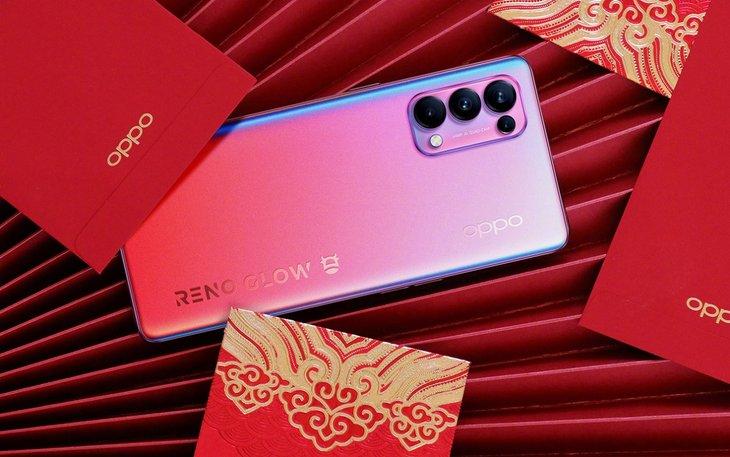 OPPO Reno5 Pro《天官赐福》联名款新年礼盒1月15日发售截图