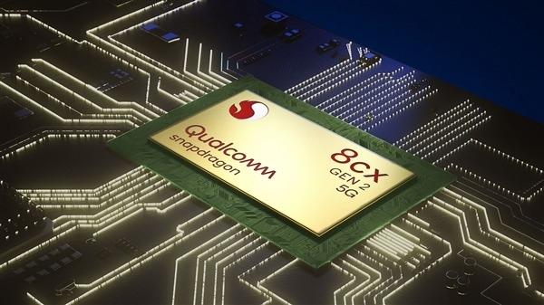 联想官微正式宣布IdeaPad 5G轻薄本:搭载骁龙8cx芯片截图