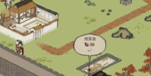 江南百景图原料纸在哪个地图?江南百景图原料纸从哪获取?