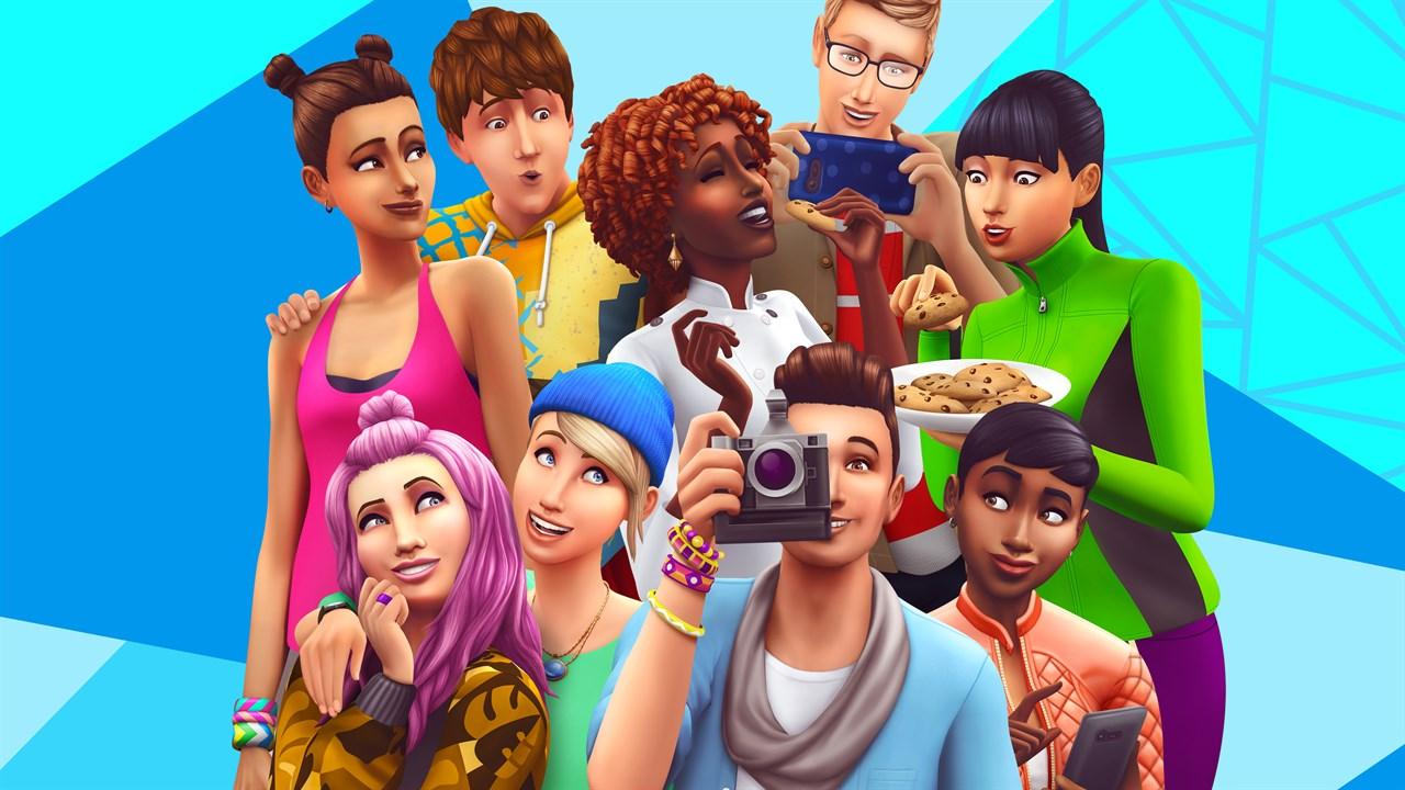 《模拟人生4》将于1月12日公布2021年首个DLC截图