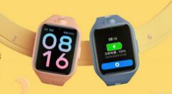 小米米兔儿童学习手表上线儿童手表版微信 支持视频通话