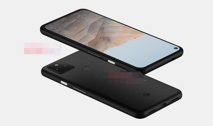 曝光谷歌 Pixel 5a 渲染图:采用 6.2 英寸 OLED FHD截图