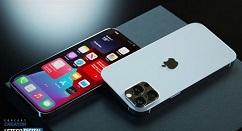 网曝iPhone 12s Pro Max渲染图:首次搭载高刷 屏下指纹配置①