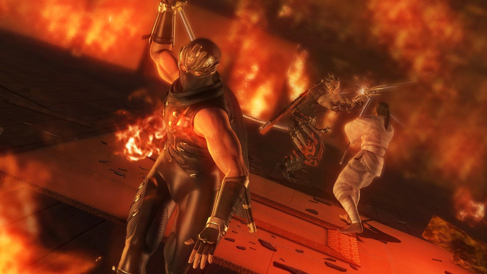 《忍者龙剑传:大师合集》中文版上线官网 6月10日推出截图