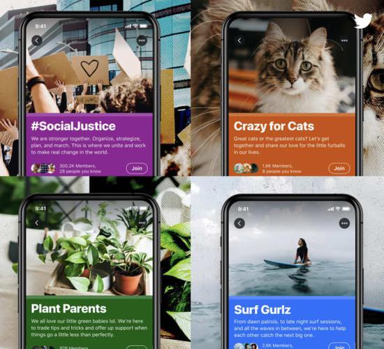 Twitter 將推出一系列新功能 包括超級關注訂閱、微社區等截圖