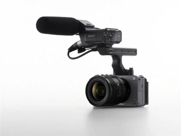 索尼正式发布全画幅电影摄影机FX3:定价32000元人民币截图