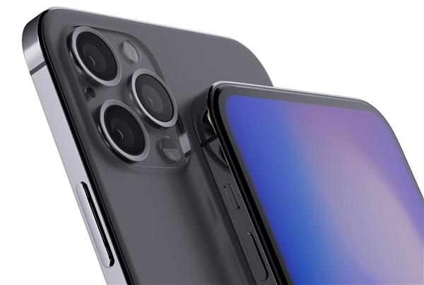 网曝苹果正测试无刘海iPhone 13:支持Face ID与屏幕指纹截图