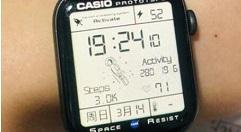 苹果手表如何设置卡西欧太空人表盘?太空人表盘设置步骤图文讲解