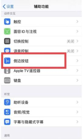 苹果11怎么取消侧边按钮支付 苹果11关闭侧边按钮支付功能方法截图