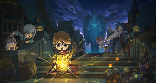 提灯与地下城燃烧流怎么玩?提灯与地下城燃烧流玩法介绍