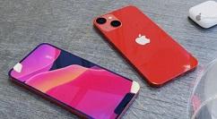 iPhone 13 mini渲染图曝光:后置摄像头采用全新对角线布局