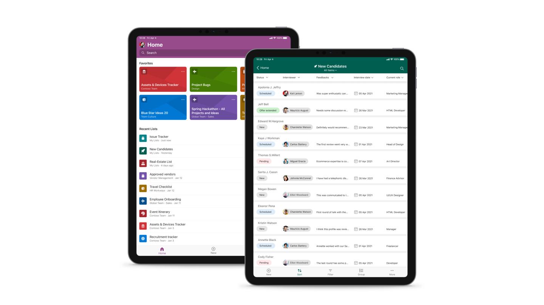 微软 Microsoft Lists 应用登陆苹果 iPadOS 应用商店