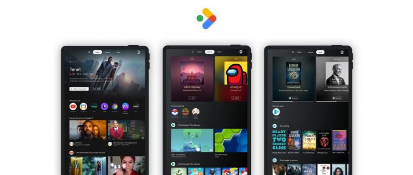 """谷歌针对安卓平板加入""""娱乐空间""""新功能 一站式个性化家园"""